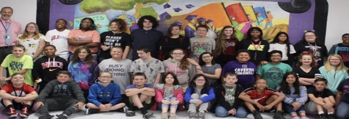 Caverna Middle School 7th Grade Perfect Attendance