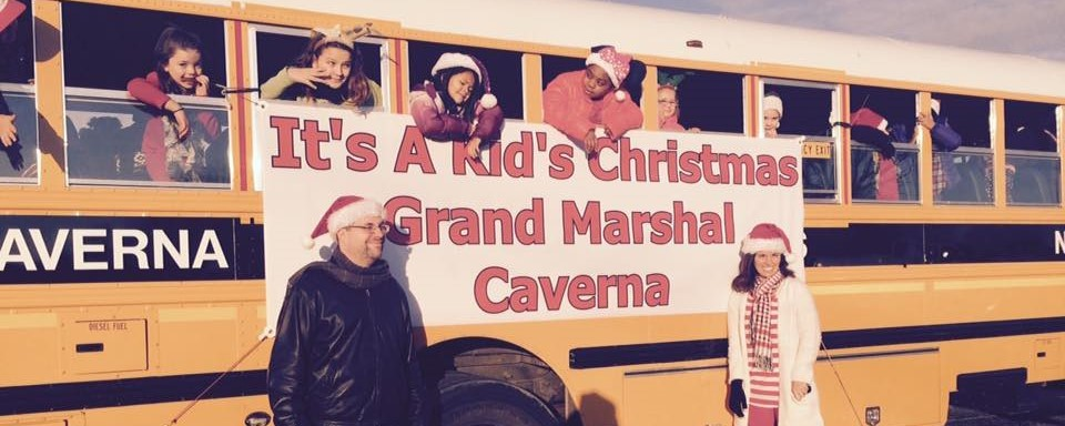 Christmas Parade Grand Marshals!